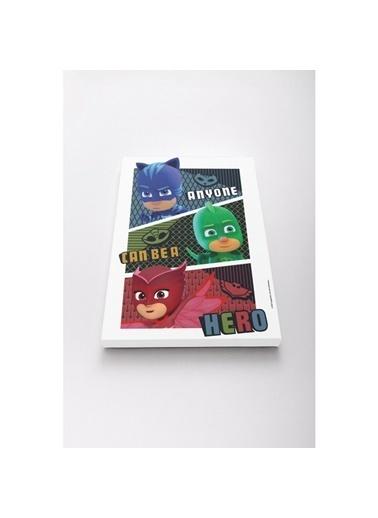 Pj Masks Pj Masks Anyone Can Be Hero Kanvas Tablo 30x40 cm Renkli